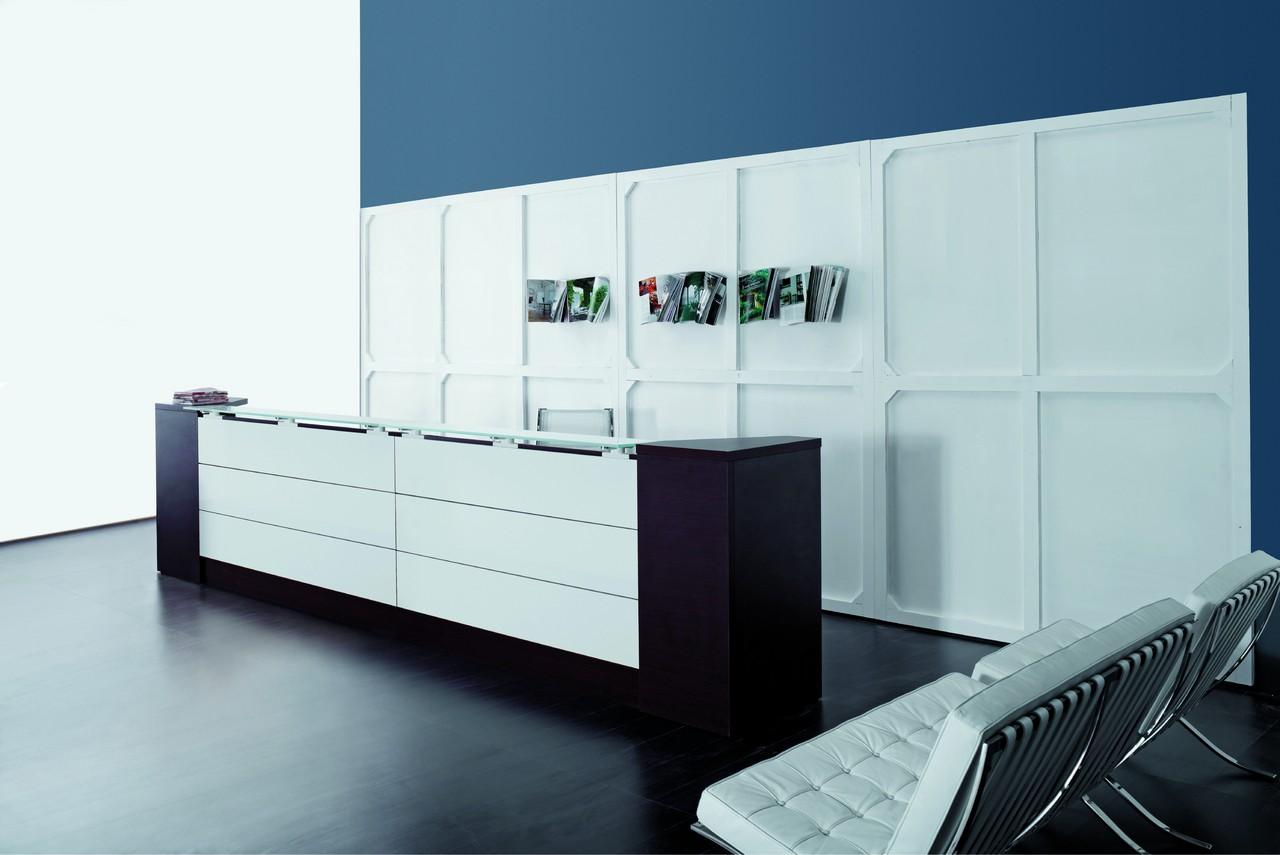 Biwo tu nueva oficina recepci n mir biwo mobiliario de for Mobiliario de oficina recepcion