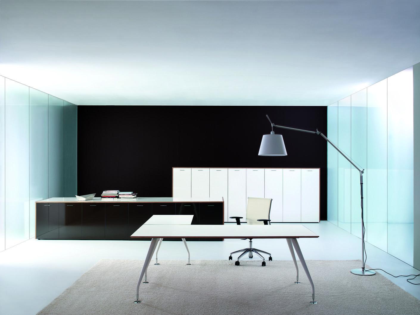 Biwo tu nueva oficina oficinas y despachos serie miro for Oficina santander