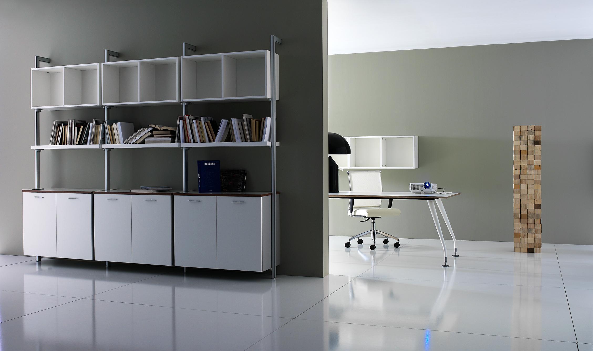 Biwo tu nueva oficina oficinas y despachos serie miro for Oficinas santander
