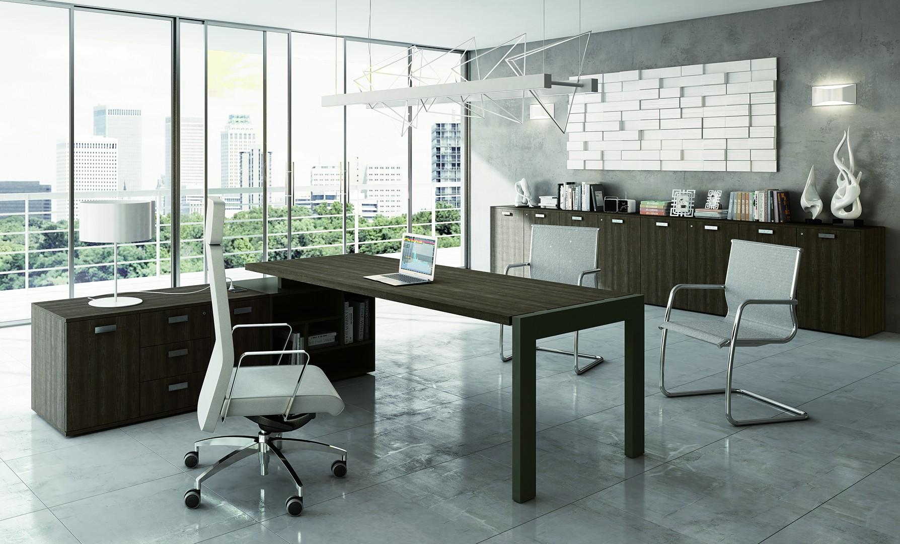 Biwo tu nueva oficina tower evo for Despachos y oficinas